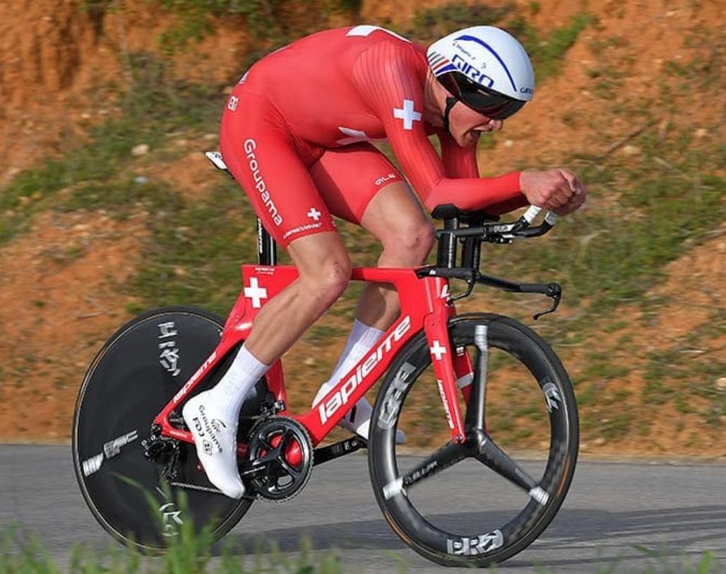 Stefan Kung au Tour d'Algarve