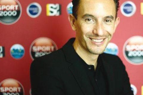 Stéphane Solinski, Directeur Général de Sport 2000
