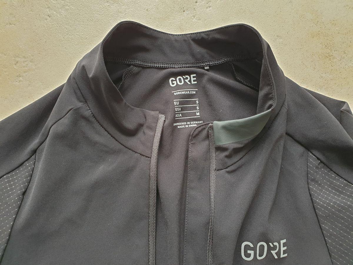 Test  tenue Gore C7_Photo 9