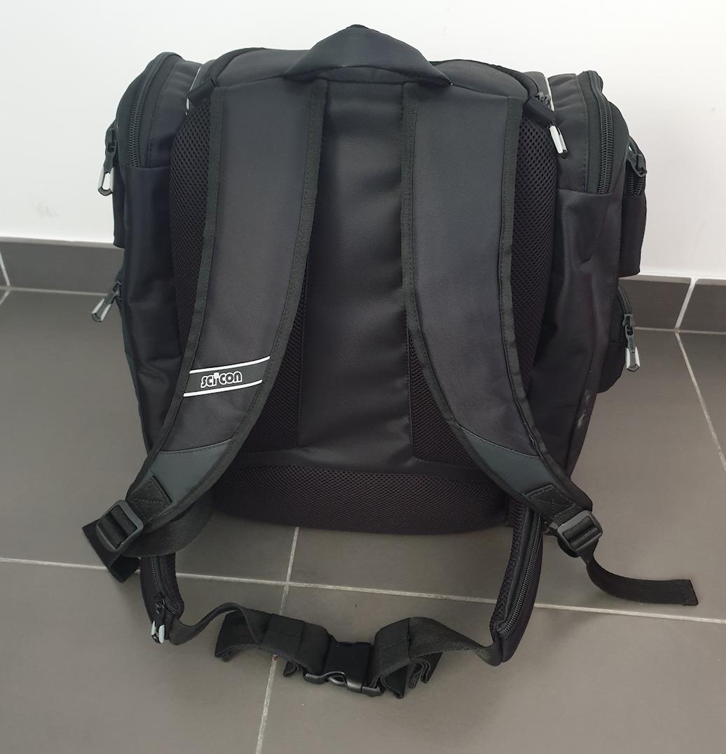 test sac Scicon-5