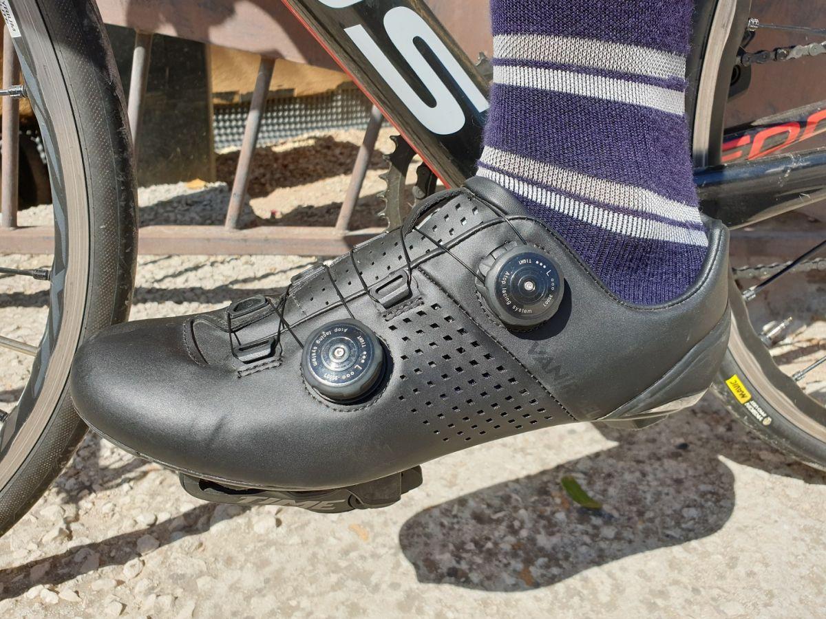 chaussures van rysel test