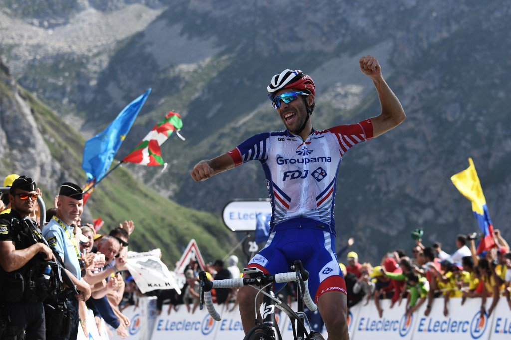 Thibaut Pinot remporte la 14ème étape