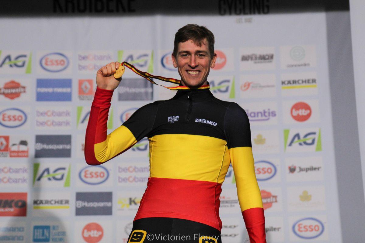 Toon Aerts médaillé
