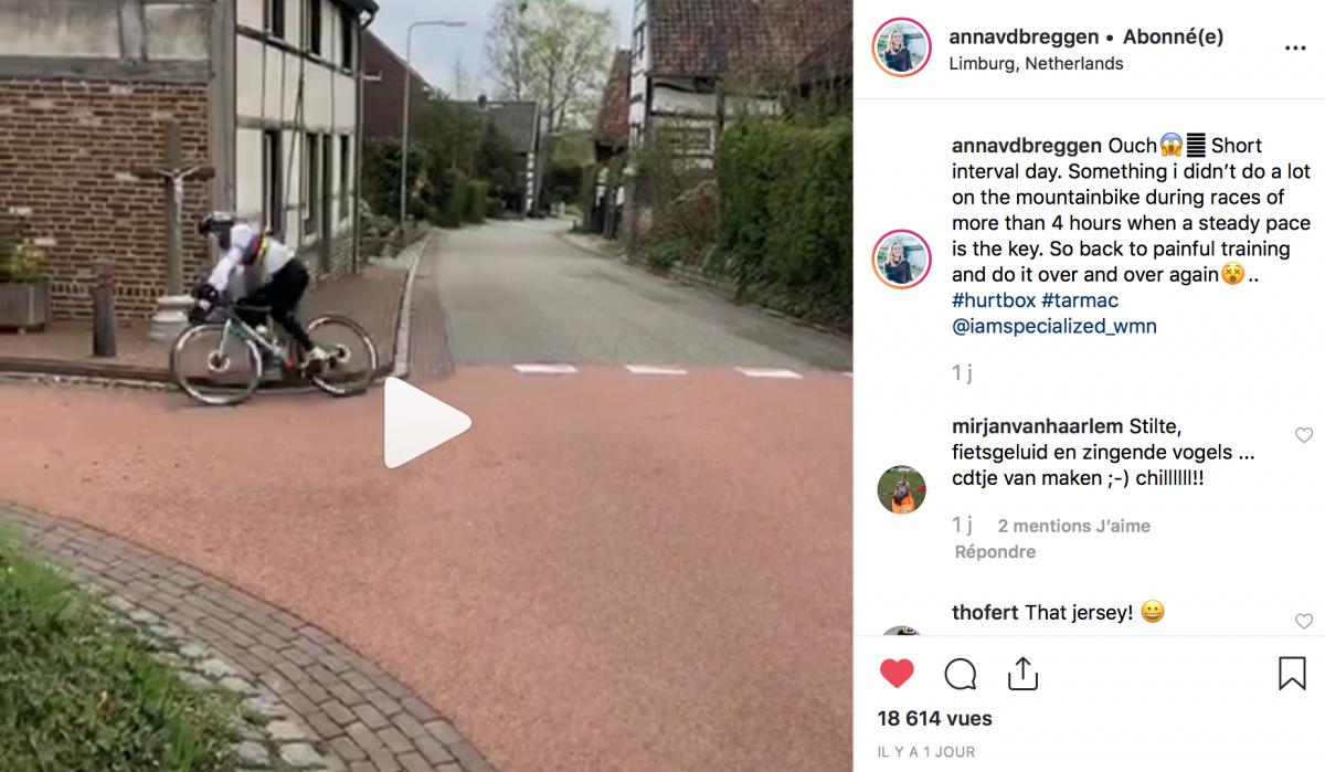 Van der Breggen prépare ses futurs objectifs