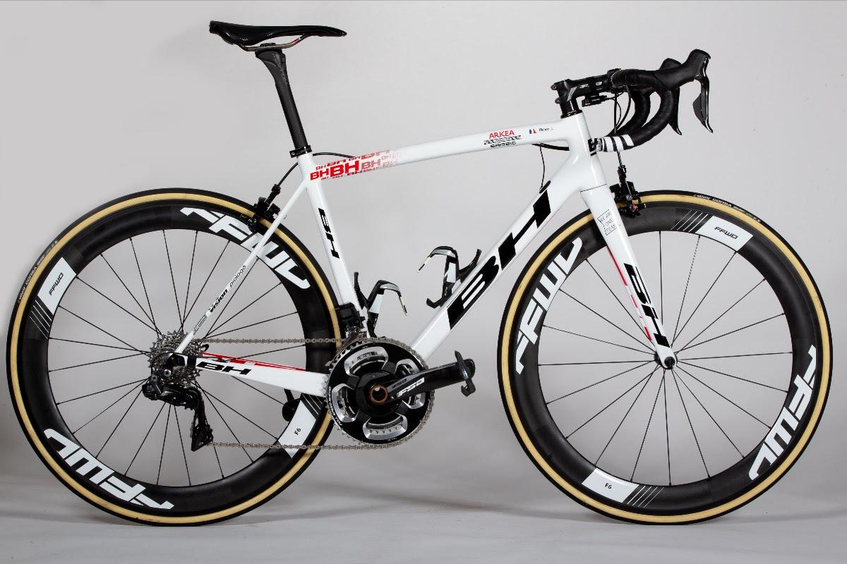 Vélo BH d'Arkéa-Samsic