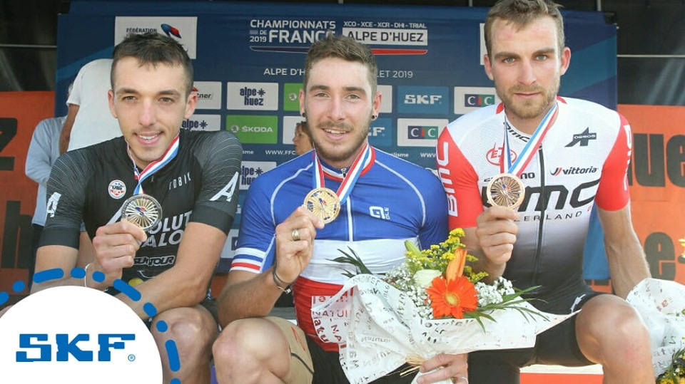 Victor Koretzky sacré Champion de France chez les Elites