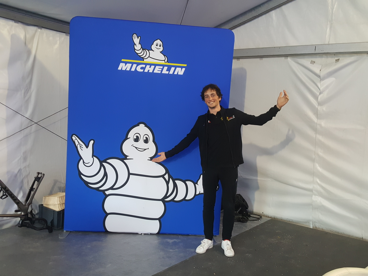 Victor Lafay Michelin