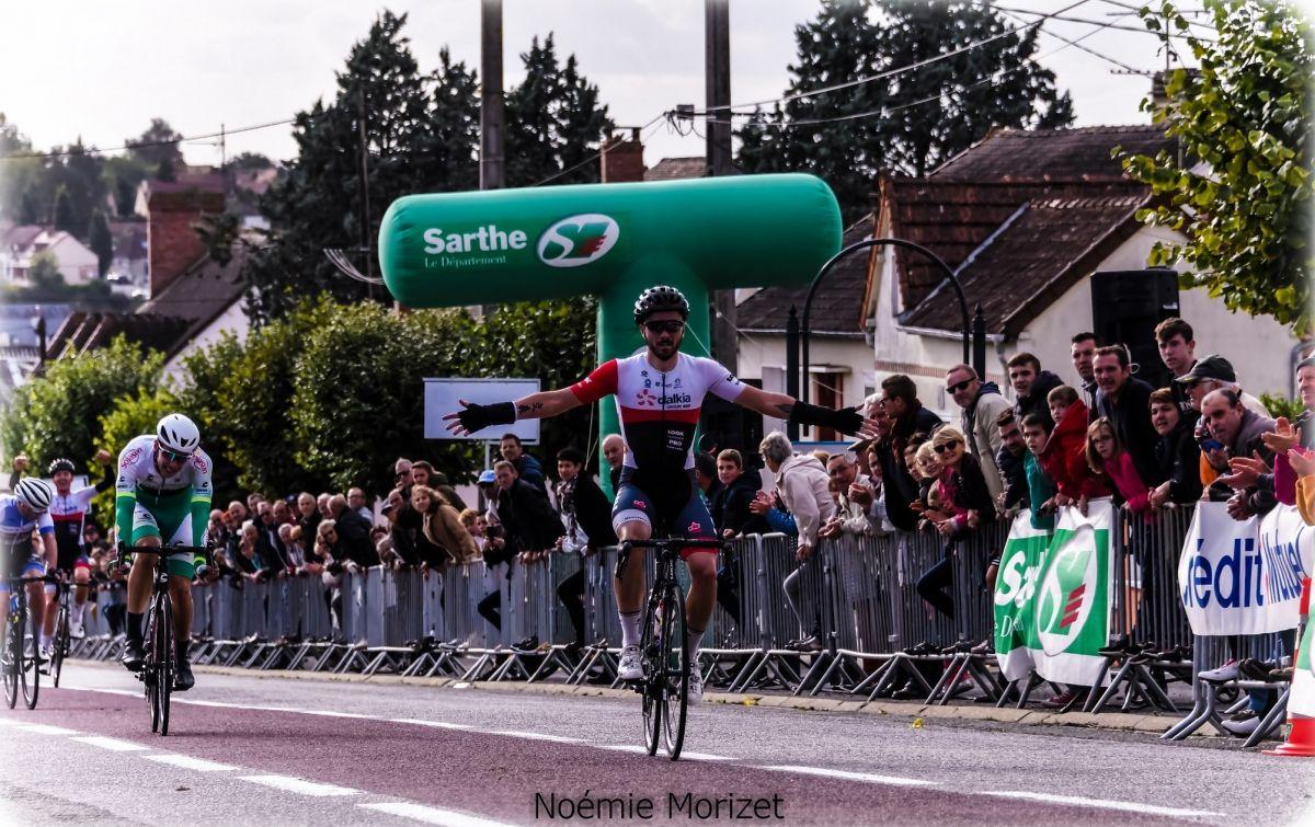 Vincent Pastot remporte Paris-Connerré