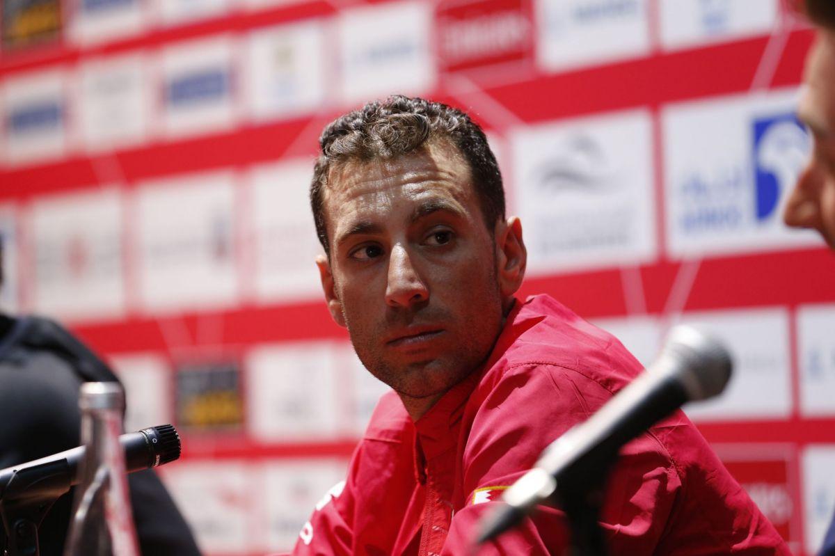 Vincenzo Nibali changera d'équipe