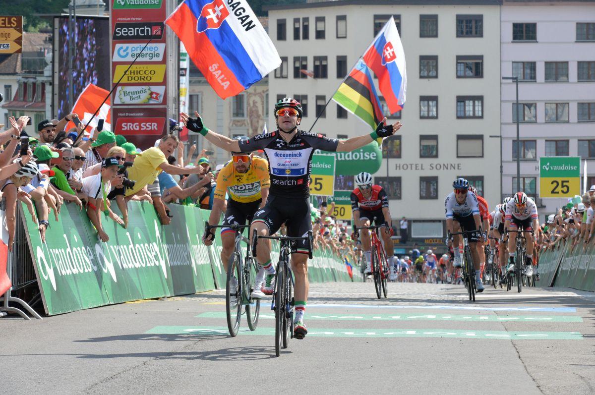 Tour de Suisse : Viviani double