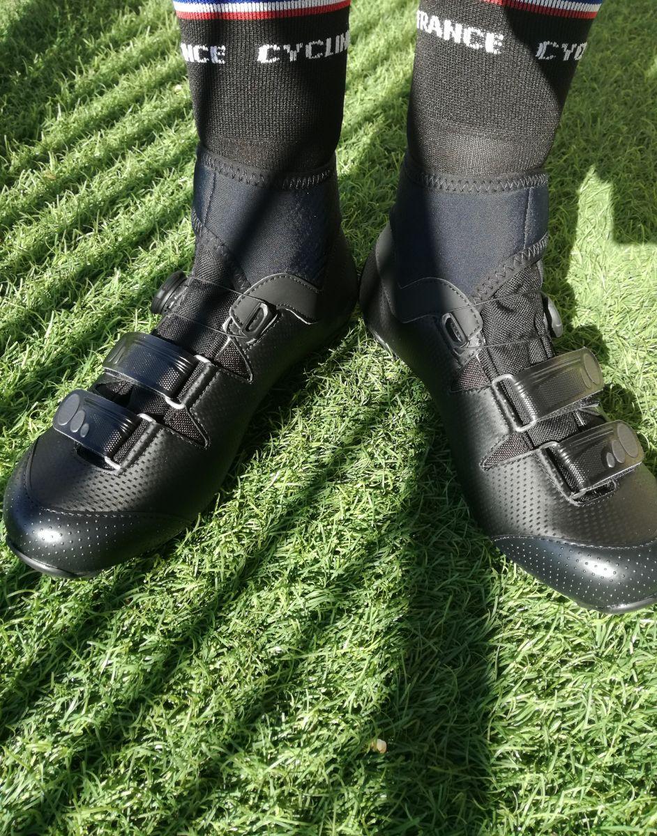 profiter de la livraison gratuite Royaume-Uni disponibilité commander en ligne Test des chaussures Ekoi Winter Carbon, actualité vélo tests