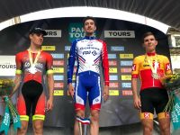 Alexys Brunel remporté Paris-Tours Espoir