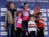 Audrey Cordon-Ragot remporte le Tour de Bretagne