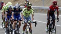 Contador et Quintana s'isolent en début d'étape sur la Vuelta 2016_01
