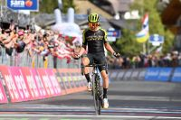 Giro d'Italia : Esteban Chaves s'offre son étape