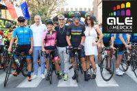 La Granfondo Alé La Merckx, 1ers championnats d'Europe
