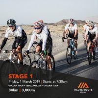 La Haute Route met les voiles sur Oman