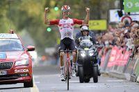 Jelle Wallays vainqueur de Paris-Tours 2019