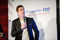 J Blatter: Manager de l'équipe Conti Groupama–FDJ