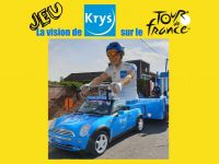 JEU - La vision Krys sur le Tour de France