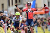 Critérium du Dauphiné : Teuns nouveau maillot jaune