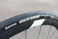 Test des pneus Maxxis High Road