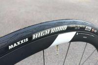 Test des pneus Maxxis High Road