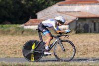 Léa Curinier, jeune mais prometteuse, s'impose sur cette 5ème Coupe de France
