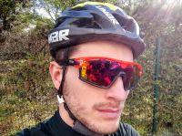 Test lunettes Limar F90