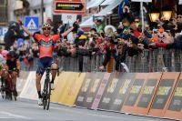 Nibali vainqueur en 2018