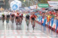 Vuelta : Arndt, le plus véloce, Edet maillot rouge