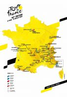 Parcours TDF 2020