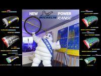 Présentation gamme Michelin Power 2020