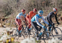 Israël Cycling Academy : United coureurs of peloton