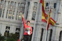 Roglic vainqueur de la Vuelta 2019