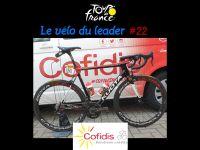 TDF2019-Le vélo du leader #22