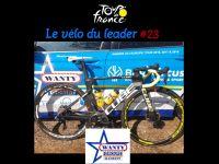 TDF2019-Le vélo du leader #23
