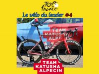 TDF2019 : Le vélo du leader #4