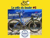 TDF2019 : Le vélo du leader #5
