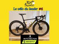 TDF2019 : Le vélo du leader #6
