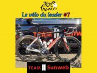 TDF2019 : Le vélo du leader #7