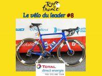 TDF2019 : Le vélo du leader #8
