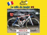 TDF2019 : Le vélo du leader #9