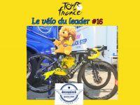 TDF2019 : Le vélo du leader #16