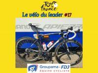 TDF2019 : Le vélo du leader #17