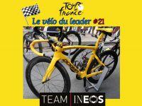 TDF2019 : Le vélo du leader #21