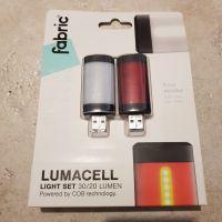 Test des éclairages FABRIC, LUMABEAM et LUMACELL4