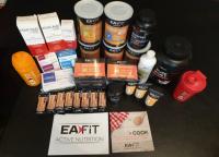 TEST EAFIT, marque Française de nutrition sportive.