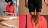 Test PEdALED, maillot, chaussettes et cuissard court