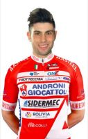 Andrea Vendrame trop rapide